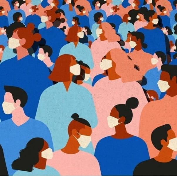 Κορωνοϊός: Η ψυχολογία της άρνησης χρήσης μάσκας